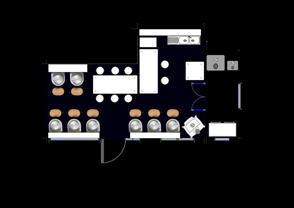 studio layout  u2013 the old kiln studio